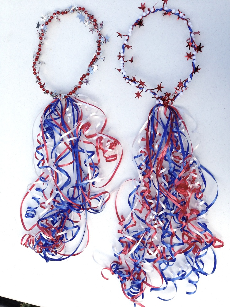 4th of July Fairy Crowns