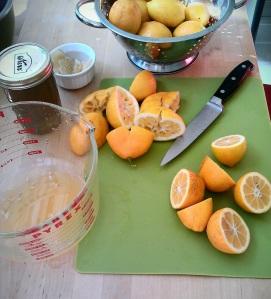 Cutting Lemons