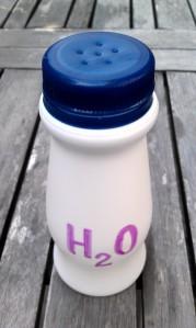 DIY watering bottle