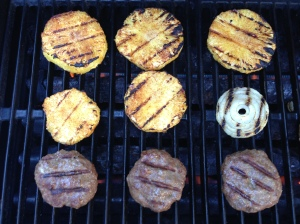 grilled stuff