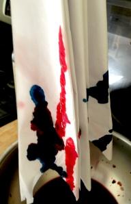 Food Coloring Drip