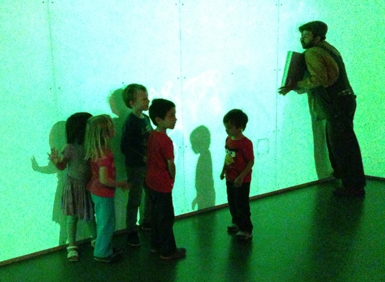 Herbie, the Pied Piper of the Exploratorium