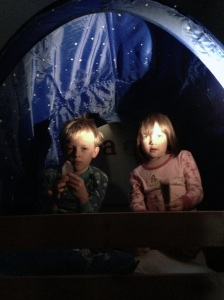 Bunk Forts!