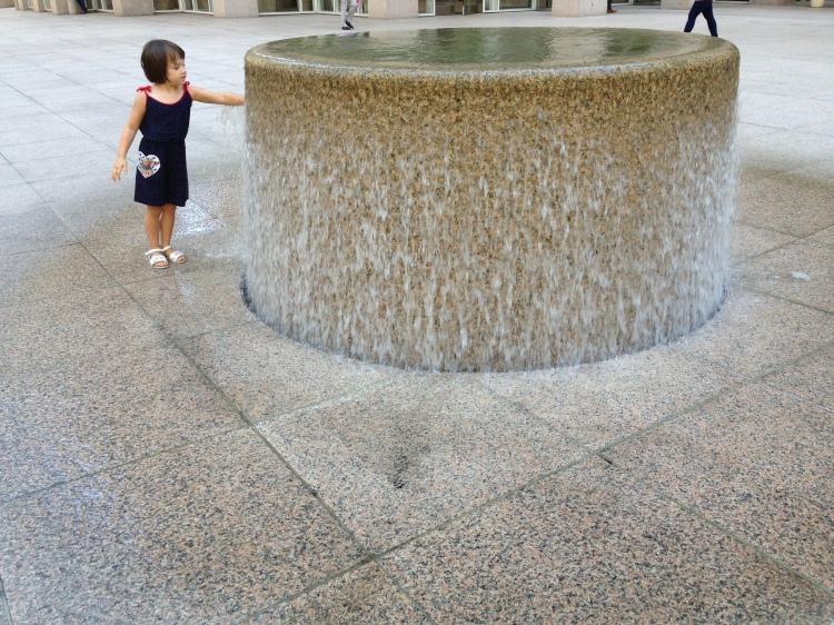 Financial District Fountain