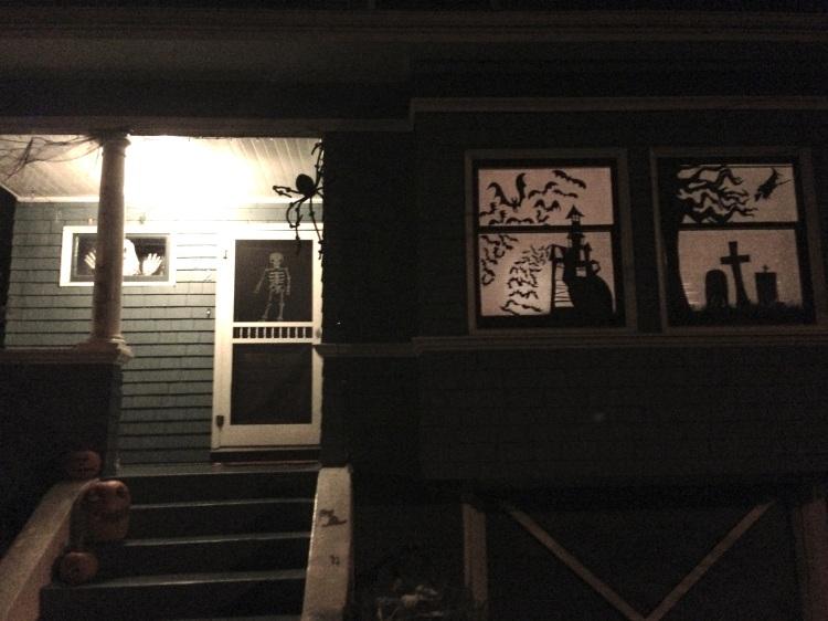 Our Halloween House