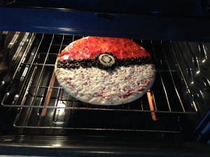 cooking Pokeballs
