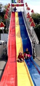 Giant Slide.